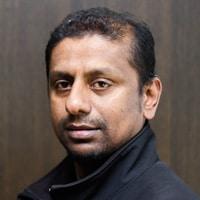 Murali Paramanathan : Lot Attendant